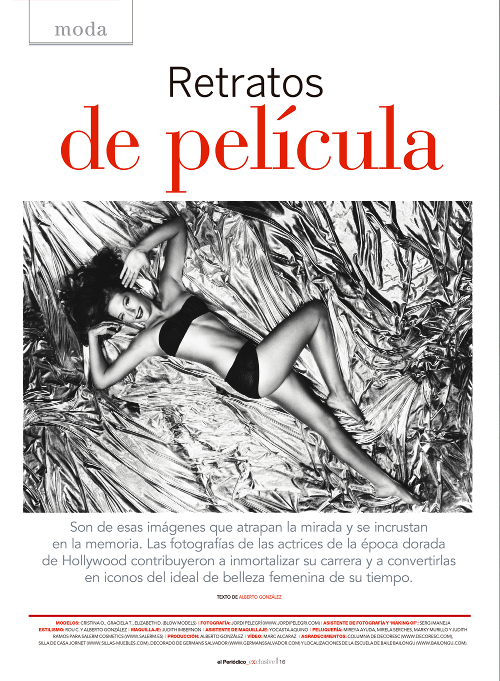 Editorial Jordi Pelegr  # Muebles Hollywood